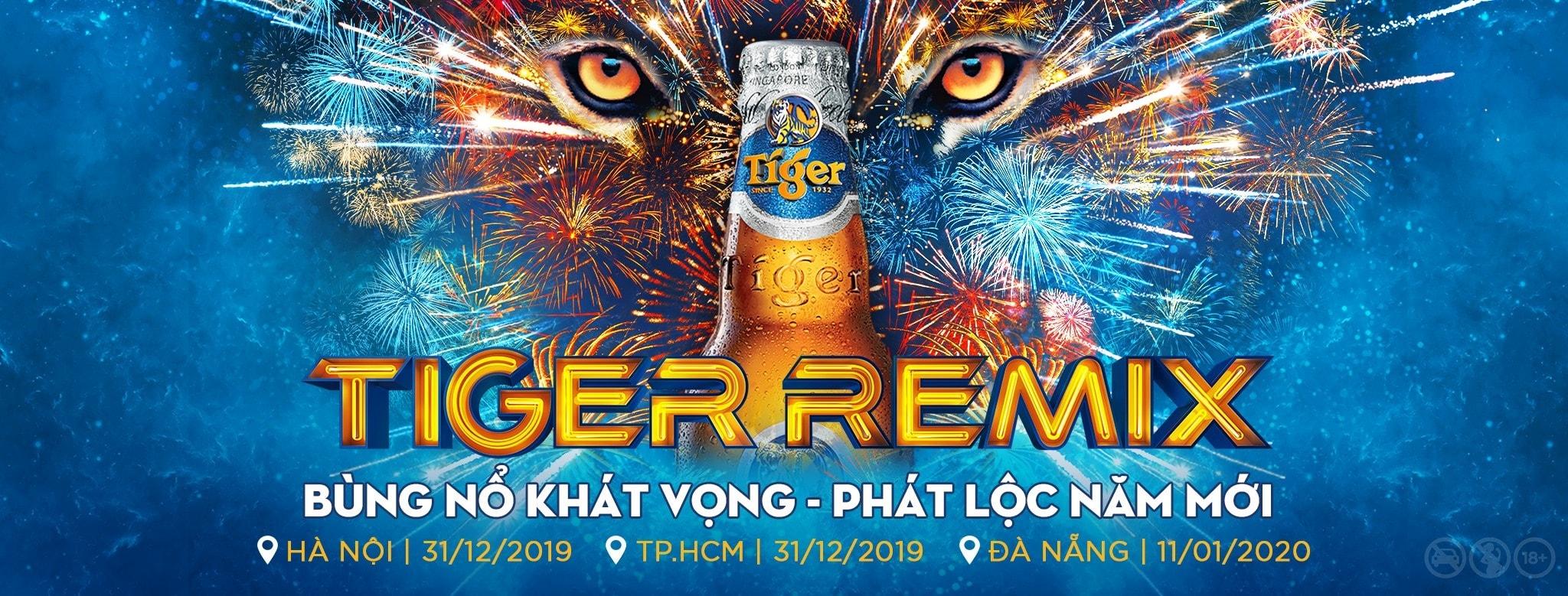 countdown tiger remix 2020